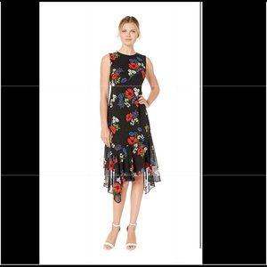NEW Calvin Klein dress floral beautiful size 4